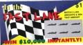 Fast Lane $1 Fake Scratchies