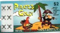 Pirate's Gold $2 Fake Scratchies