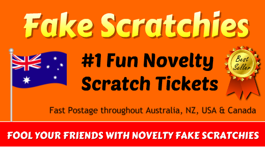 Order A Pack of Novelty Scratch Tickets